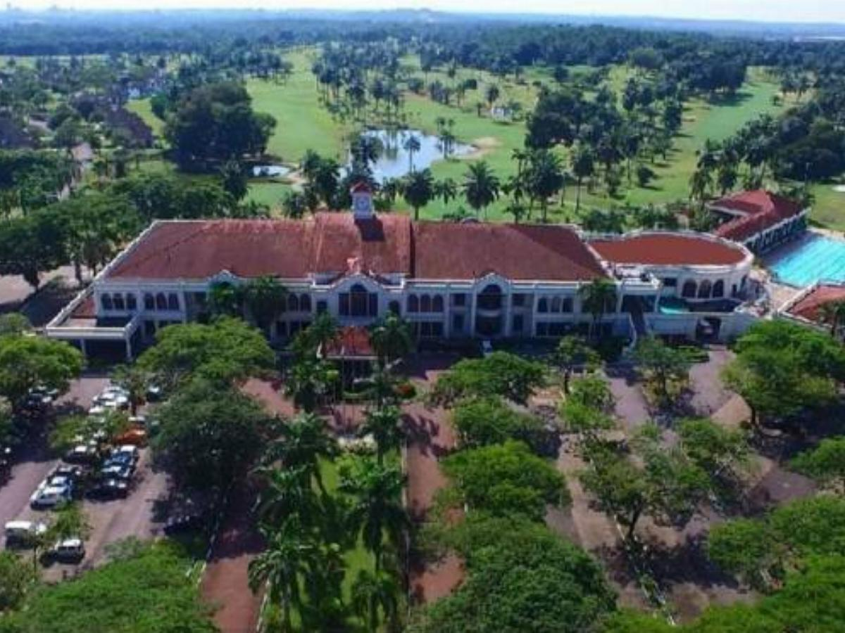 Tanjong Puteri Golf Resort Berhad Hotel, Johor Bahru   overview