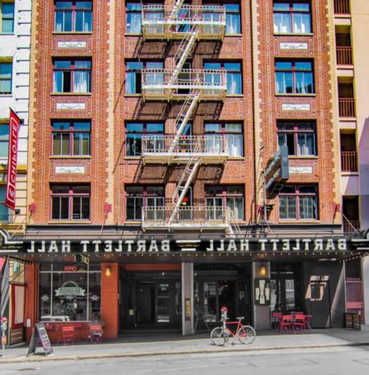 The Bartlett Hotel And Guesthouse Hotel San Francisco Usa Overview