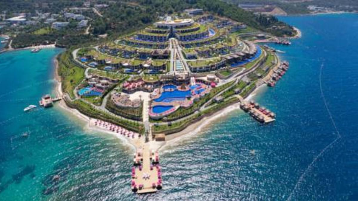 The Bodrum by Paramount Hotels & Resorts Hotel, Torba - overview