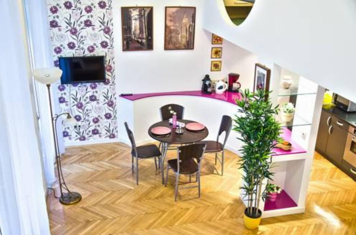 The Fashion Street Apartments Hotel Budapest Hungary