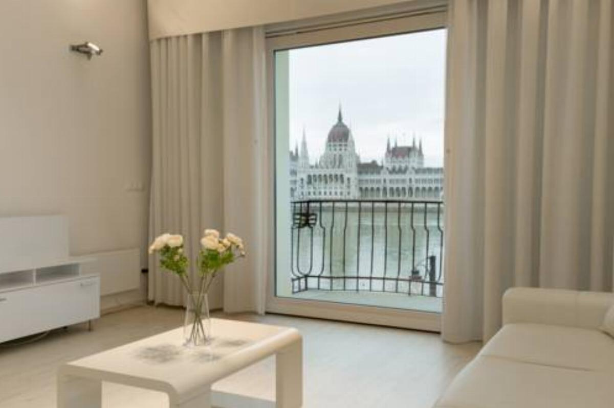 The Parliament View Apartment Hotel Budapest Hungary