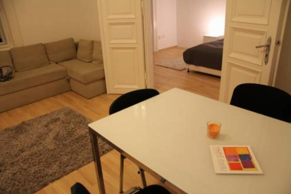 The Standard Apartment Hotel Budapest Hungary