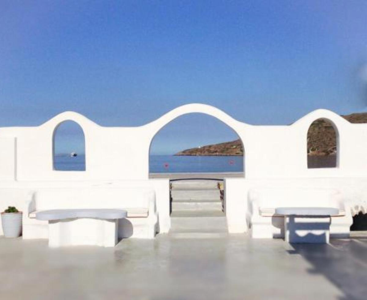 Thomas Apartments Hotel Amorgos Greece
