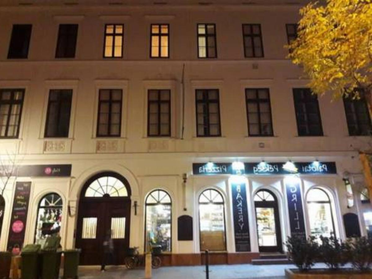 Tip-Top Apartment Hotel Budapest Hungary