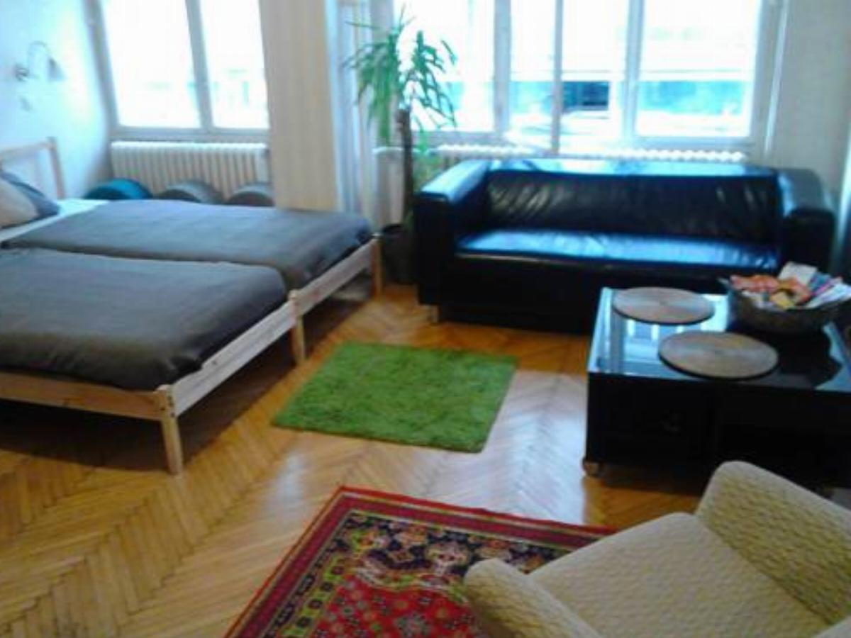 Top Apartment Madach Hotel Budapest Hungary