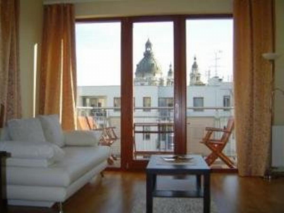 Trendy Deluxe Apartments Hotel Budapest Hungary