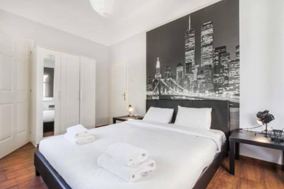 Trendy Minimal Flat in posh Athens Hotel Athens Greece