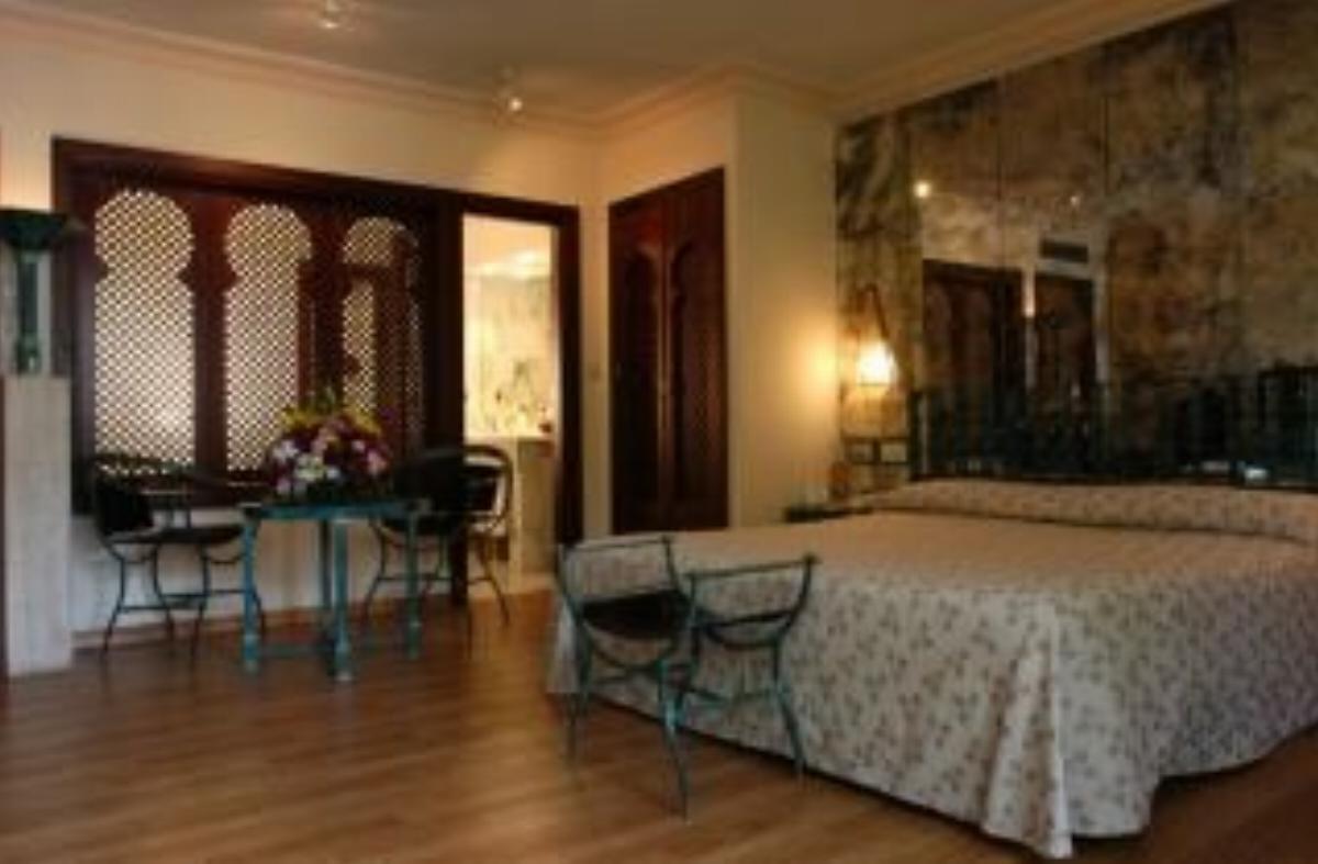 Tryp Albayzin Hotel Granada Spain Overview