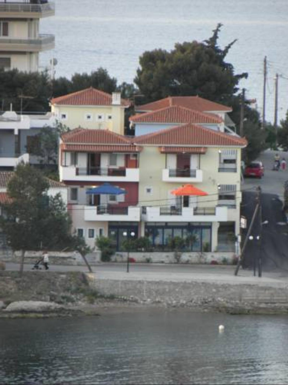 Vasilis Apartments Hotel Ermioni Greece