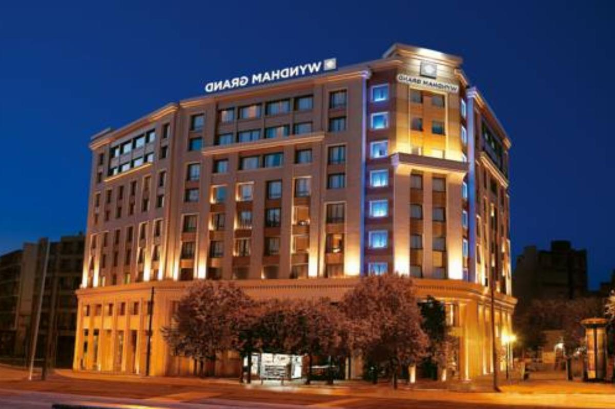 Wyndham Grand Athens Hotel Athens Greece
